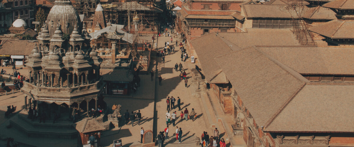 Bagaimana pekerjaan sentral Boypuri dimulai dengan gerakan lain